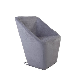 [FXC925LGREY] Azzuro lounge chair