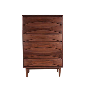 [FB0210WALNUT] Halvmane Dresser Sale