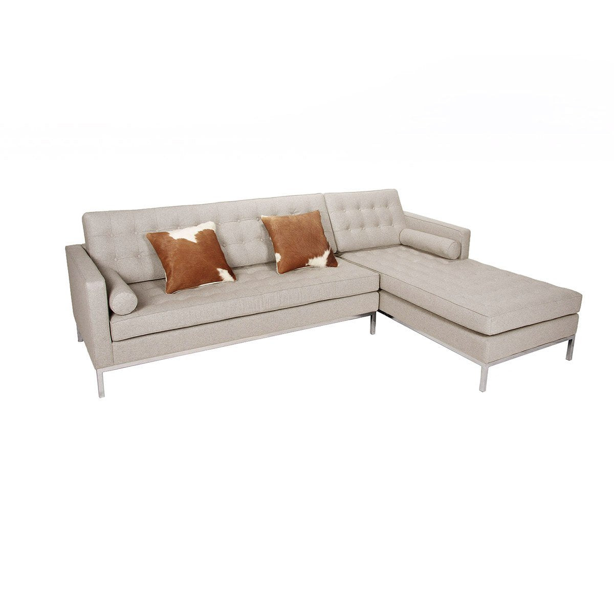 [FB2688WHEAT] Hullen Sectional