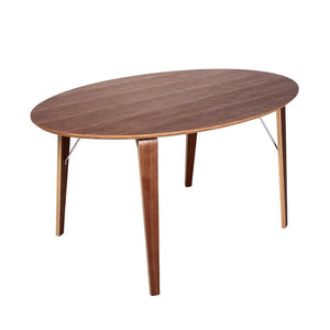[FB7329WALNUT60] Alvar Dining Table - 60 Sale