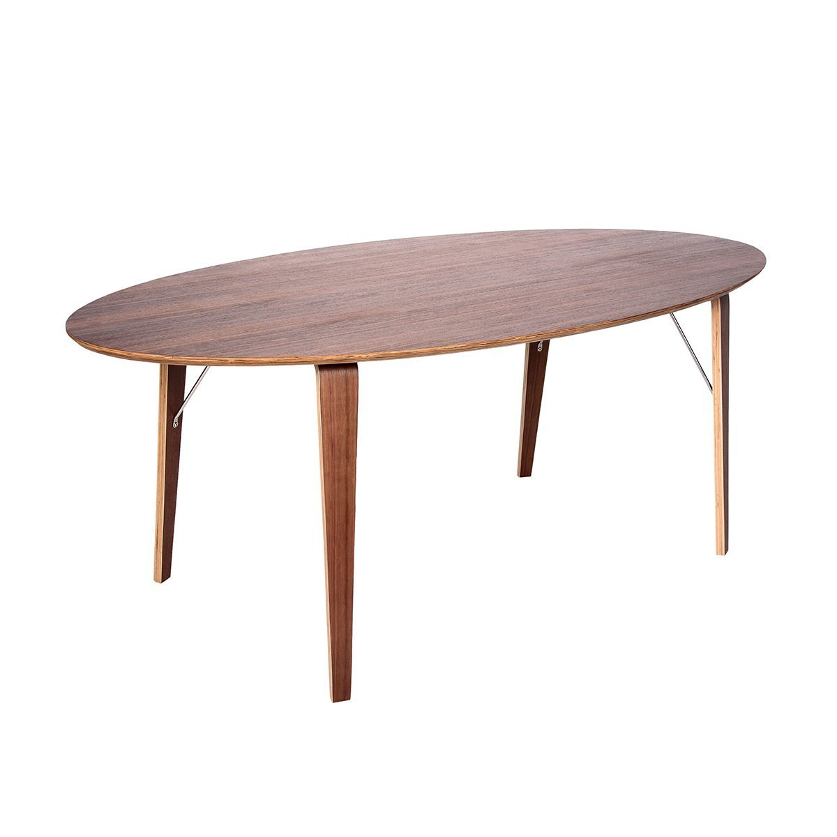 [FB7329WALNUT79] Alvar Dining Table 79 [New]