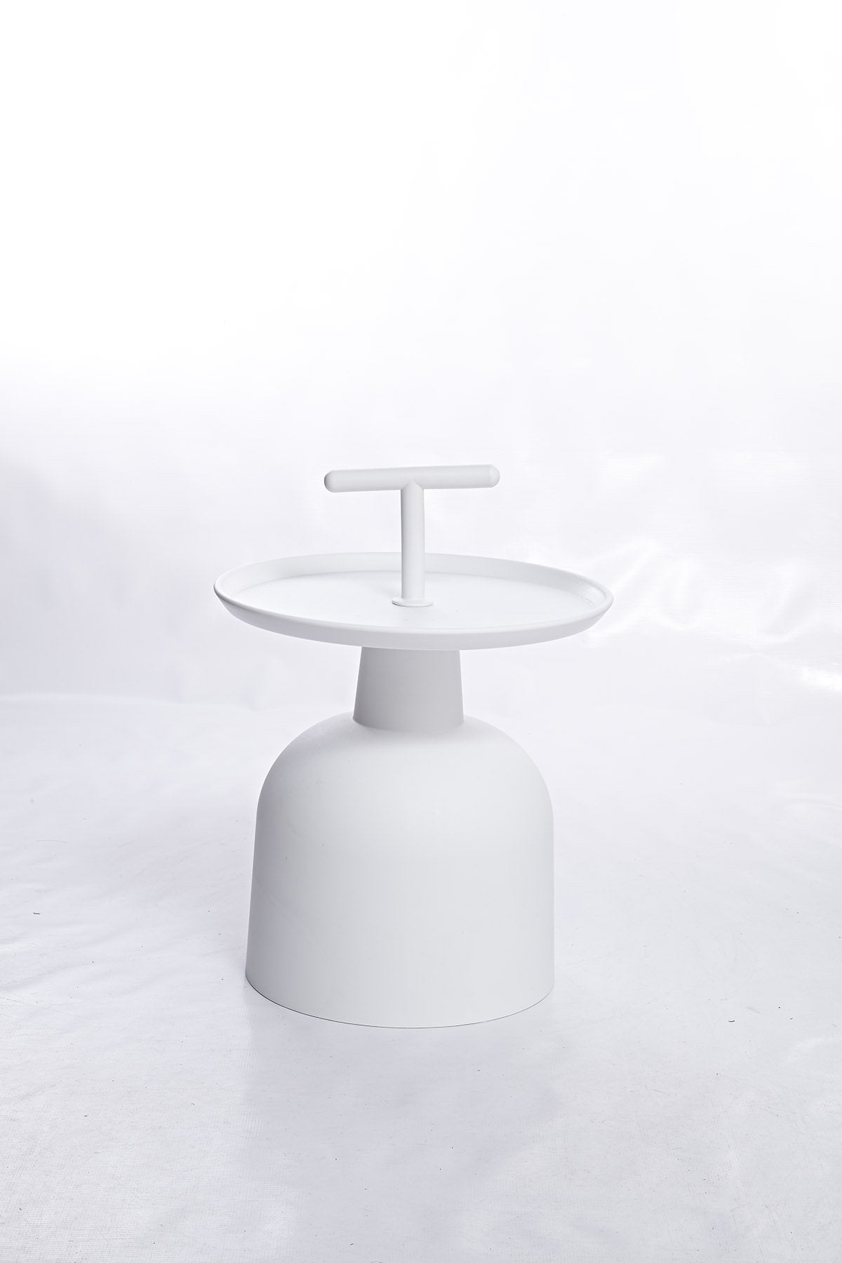[FD520WHT] Pomp Side Table [SALE]