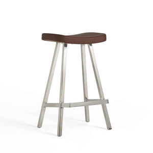 [FEB9149BRN] Okra Counter Stool SALE