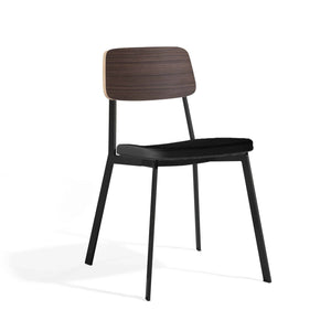 [FEC0439BLKA] Big Sprint Side Chair