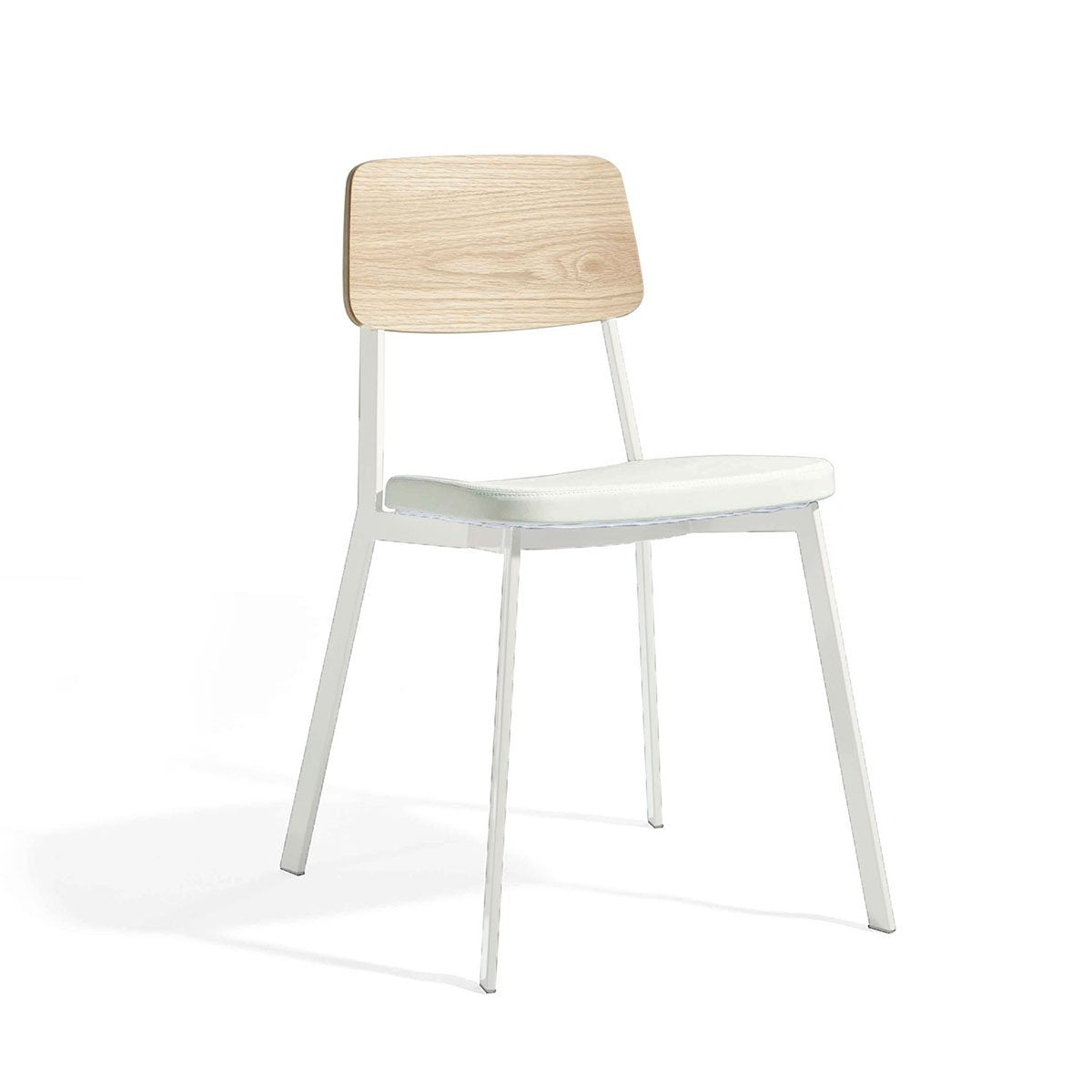 [FEC0439WHTA] Big Sprint Side Chair