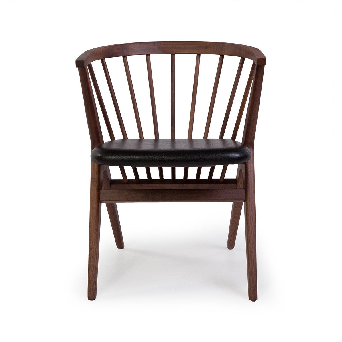 [FEC3005WALNUT] Canberra dining chair
