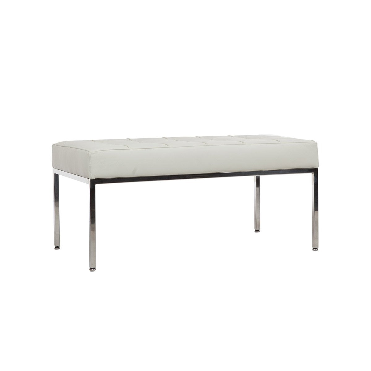 [FEC4719LWHT] The Colden White Bench sale