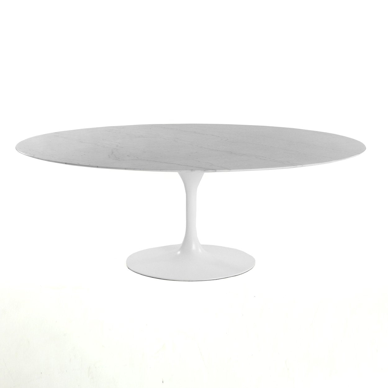 [FET8316AWHT] The Marble Tulip Dining Table