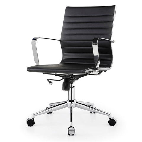[FKC9017BLK] Darren Office Chair