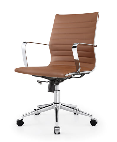 [FKC9017LBRN] Darren Office Chair