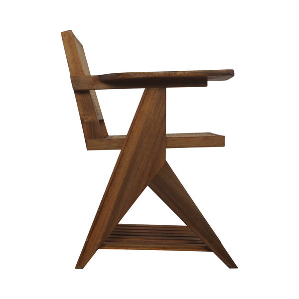 [FL1328NTRL] Jeanneret Desk Chair