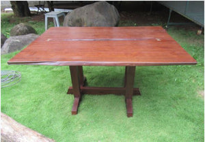 [FL1416TEAK60] George's Cove Dining Table