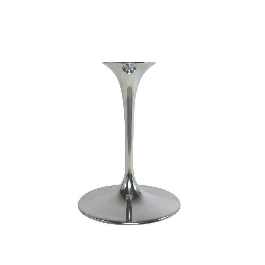 [FST515ALUBASE] Aluminum Tulip base for round marble top