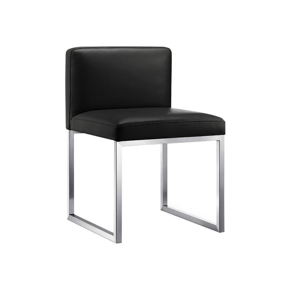 [FV238BLK] Holmens Dining Chair
