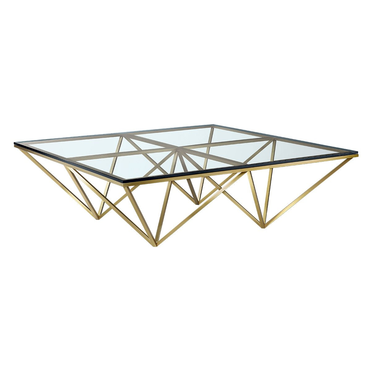 [FV445CLRGLD] Elin Coffee Table