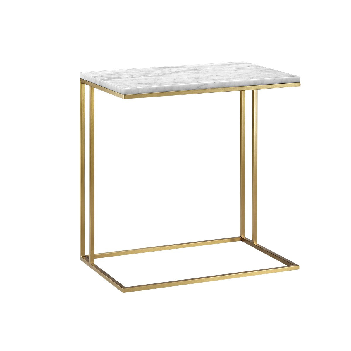[FV521WHTGLD] Faas End table SALE