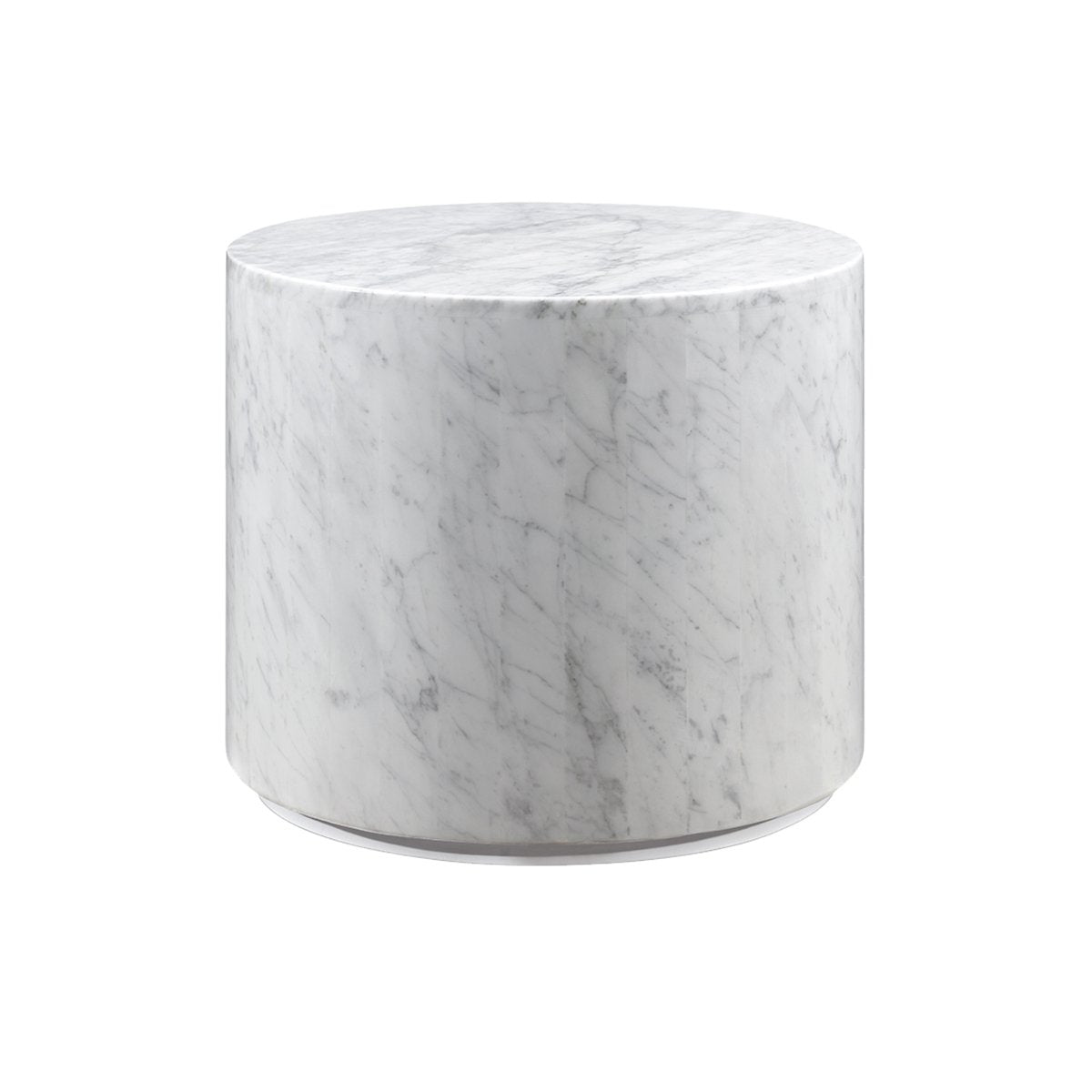 [FVT040WHT] Werbel Side Table