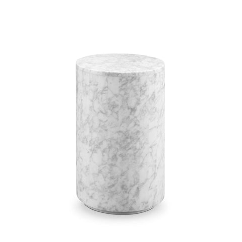 [FVT045MWHT] Cassaro Round Side Table