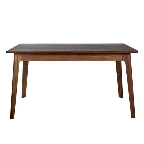 [FET0126WALNUTB] Sean Dix Street Dining Table - 55""
