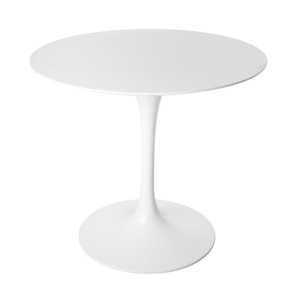 "[FET4137WHTHPL] Tulip Dining Table - 35.5"" Round"