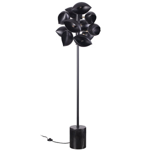 [LBF099BLK] Barnacle Floor Lamp