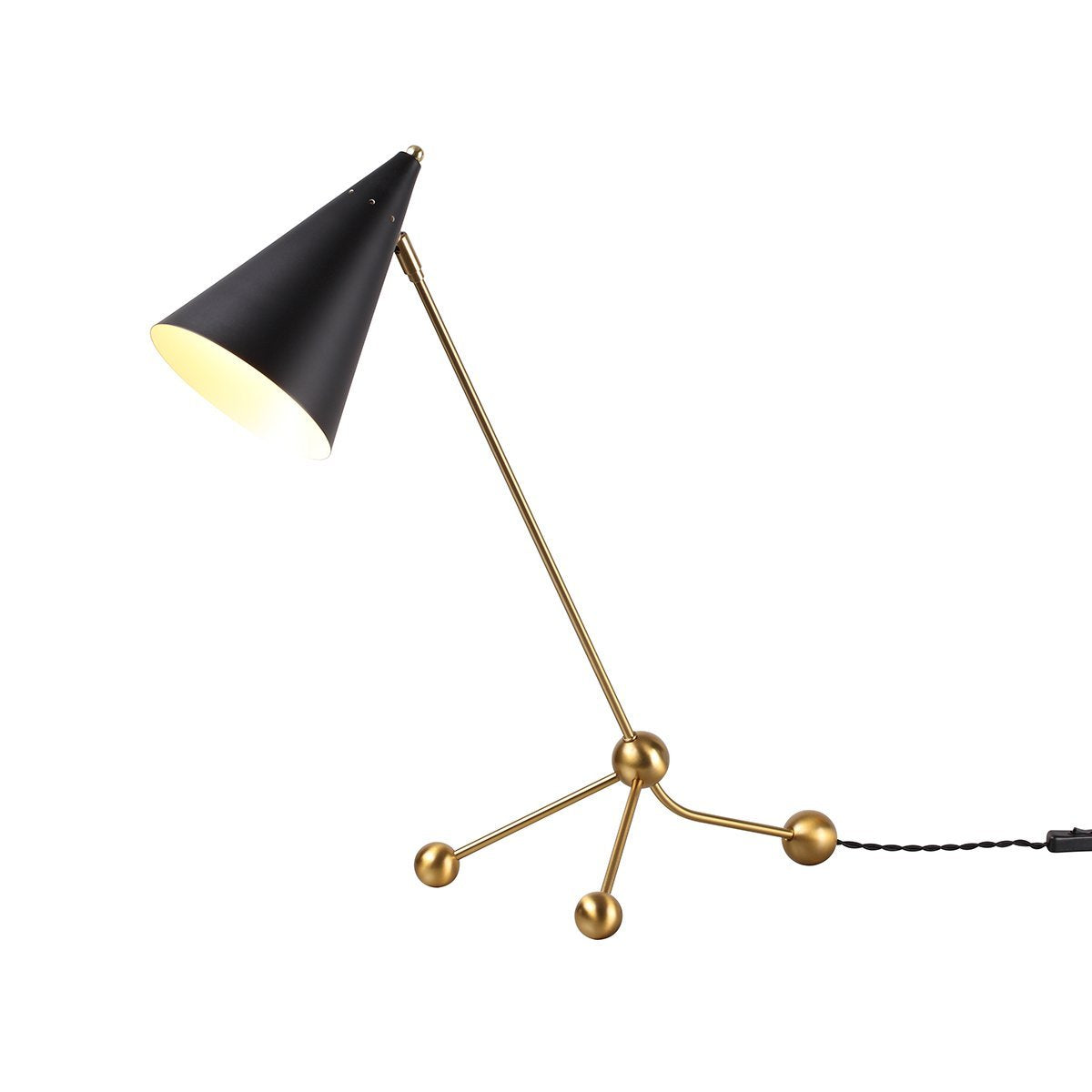 [LBT097BBLK] Keila Too Table Lamp