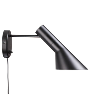 [LBW002BLACK] The AJ Wall Sconce