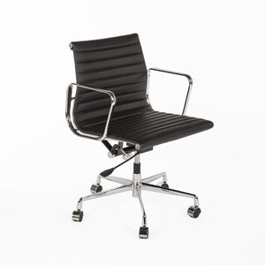 [FZC1022BLK] The Mid-Century Leather Executive Office Chair sale
