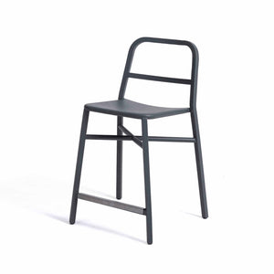 [FEB4606DGREYC] Regel Counter Stool SALE