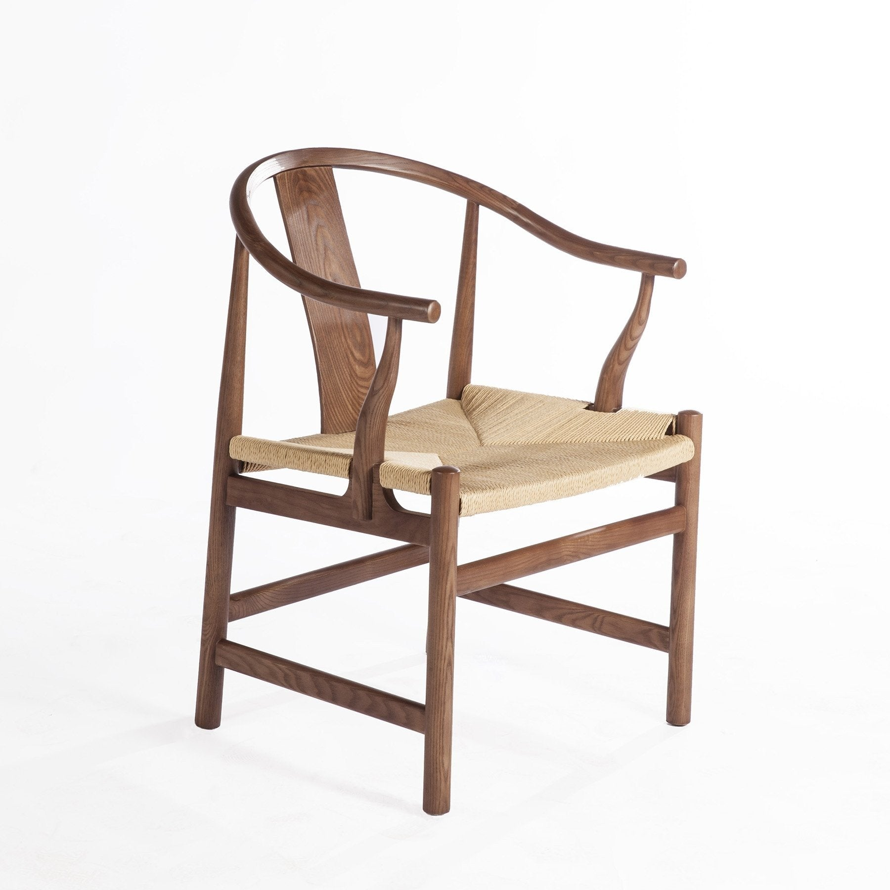 [FEC6929WALNUT] The Ming Chair