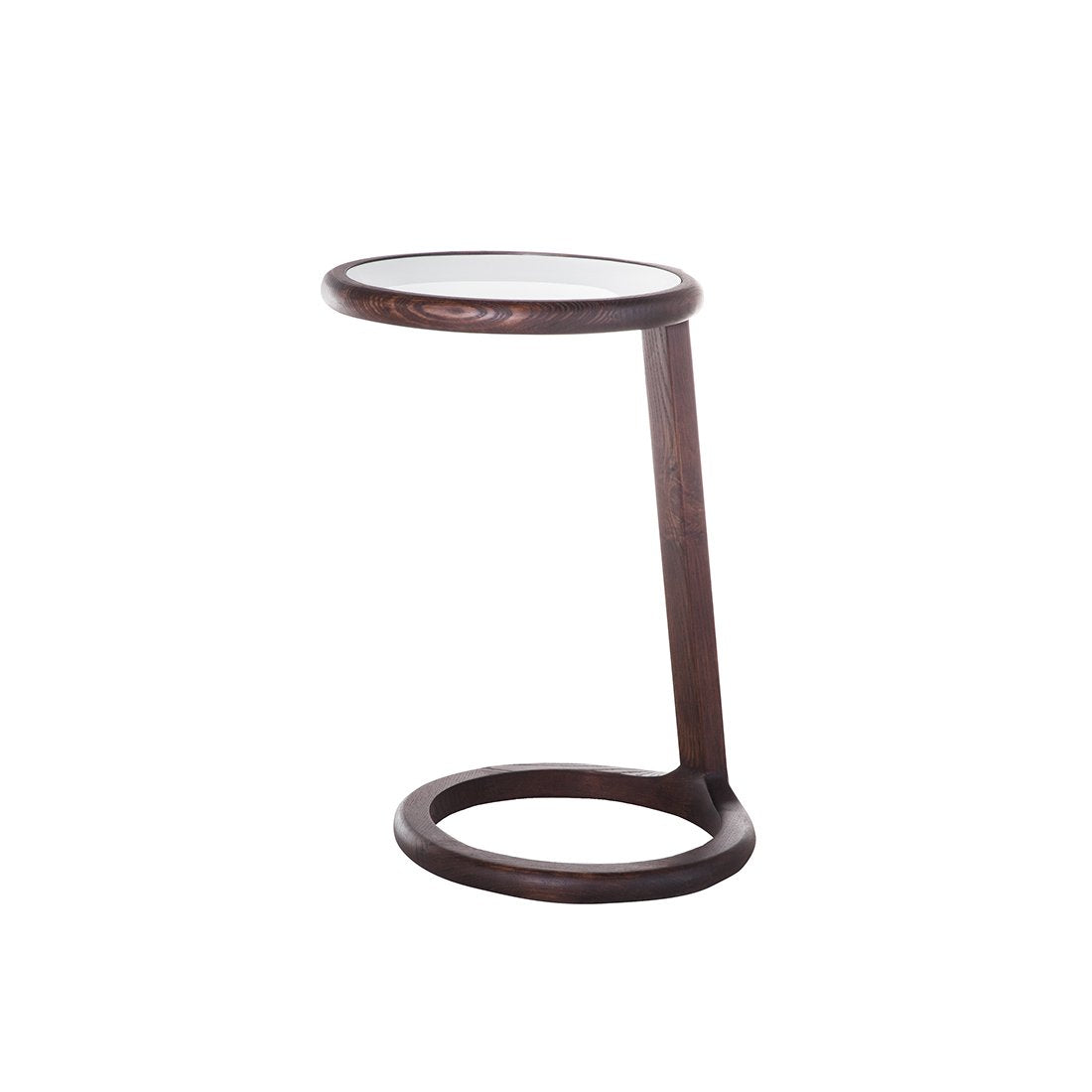 [FZT0002WALNUT] Avellana Side Table