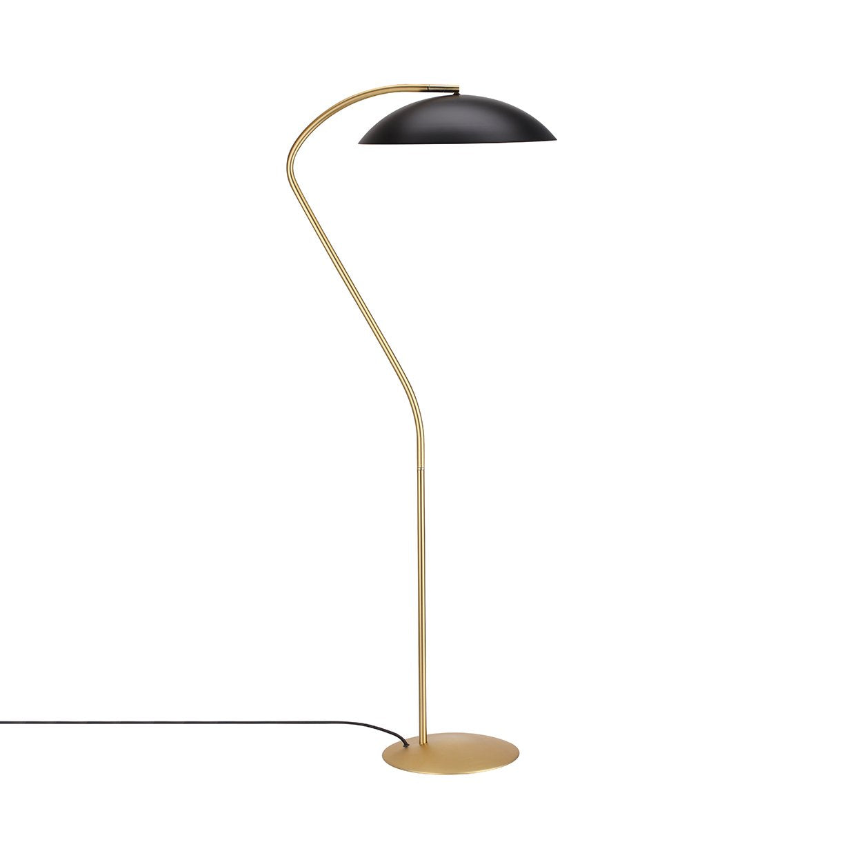 [LBF084BLK] Cobra Floor Lamp