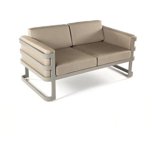The Patras Loveseat [FCC3511GREY] SALE