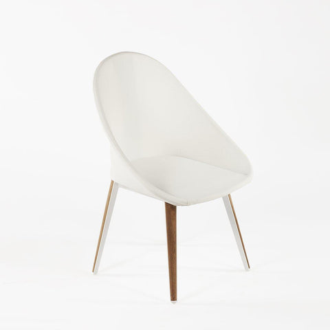 [FCC1701WHT] Utrecht side chair