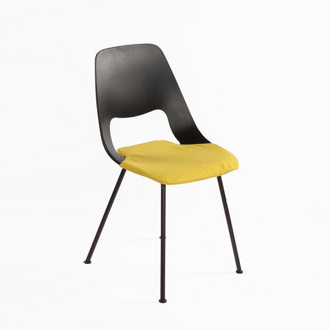 [FD184BLK] The Turo Side Chair
