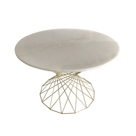 [FHT106WHTG] Twistata Coffee Table