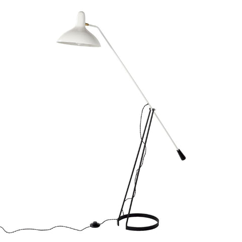 [LBF049WHT] The Abello Floor Lamp