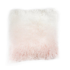 [MXP001PINK] Shaggy Lamb Pillow Case