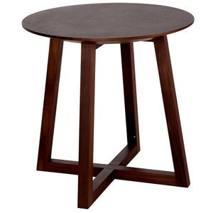 [FET8116WALNUT] The Vaxjo Side Table