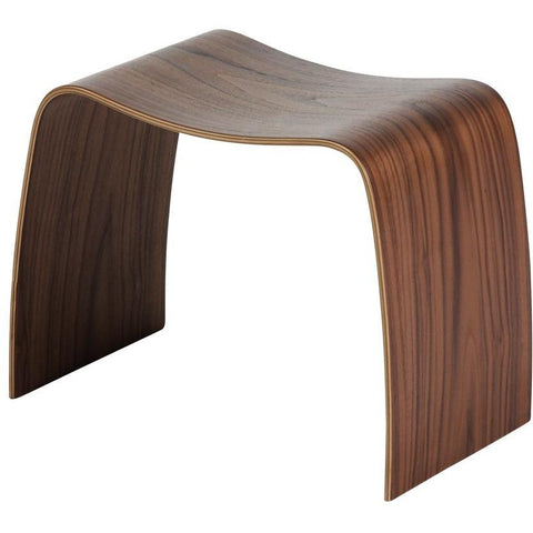 [FEC1119WALNUT] The Lille Stacking Stool