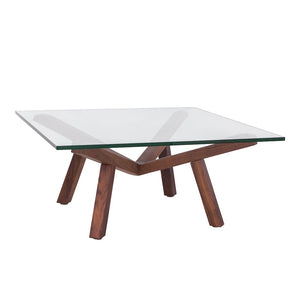 [FET9319WALNUT] Forte Coffee Table SALE
