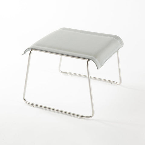 [FCS0725SILVER] The Voula Foot Stool