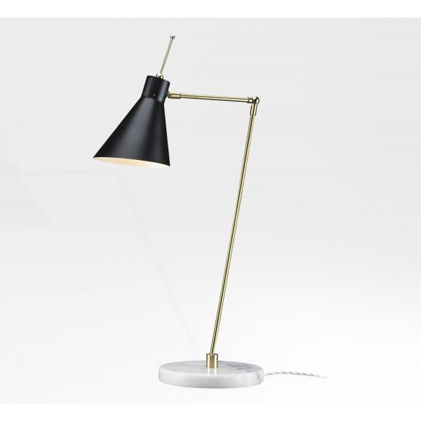 [LBT045BLK] Birgsr black table lamp