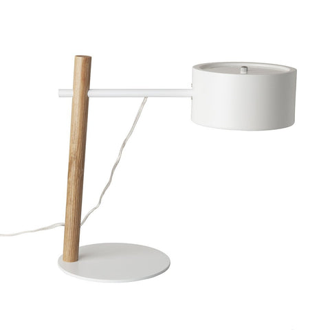 [LS1180TWHT] Tromme Table Lamp