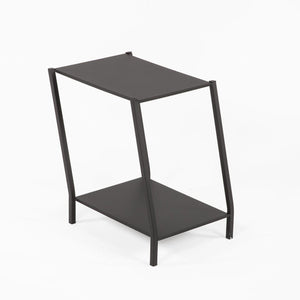 [FT6023BLK] The Wiggle End Table