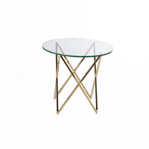 [FWT135SCLRGOLD] gavin end table Sale