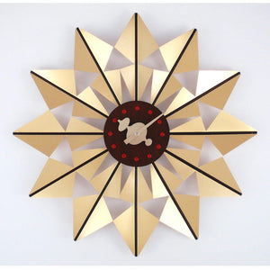 [G111120GOLD] Butterfly Clock SALE
