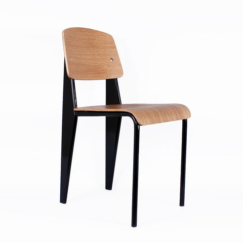 [FEC7038BLK] The Standard Chair