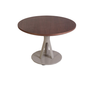 [FET4649WALNUTA] Spinete Side Table – 26""