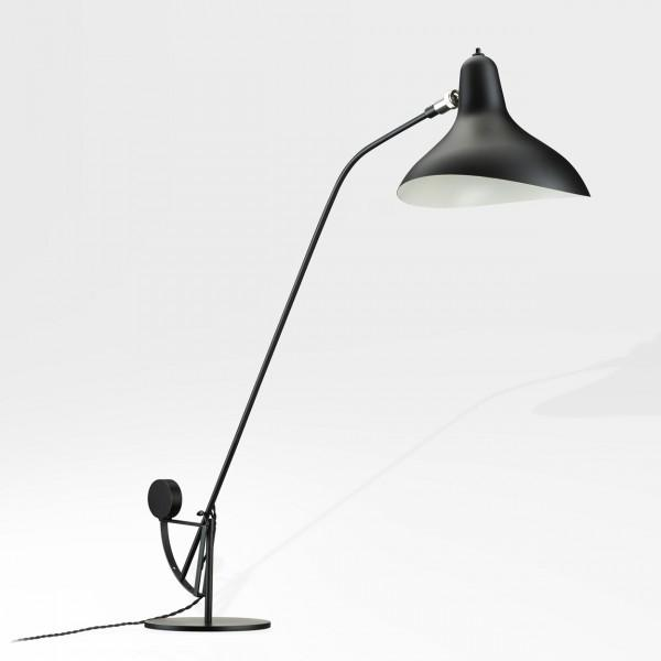 [LBT052BLK] Christen Black Table lamp